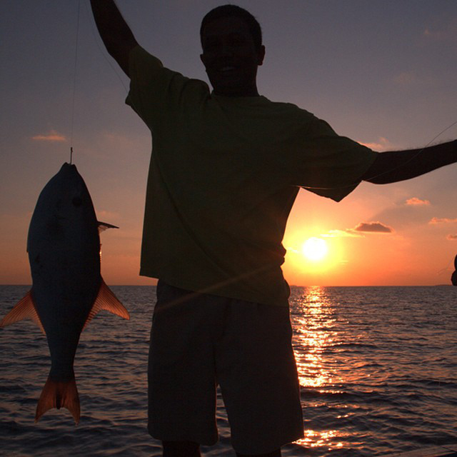 Maldives Fishing Excursion
