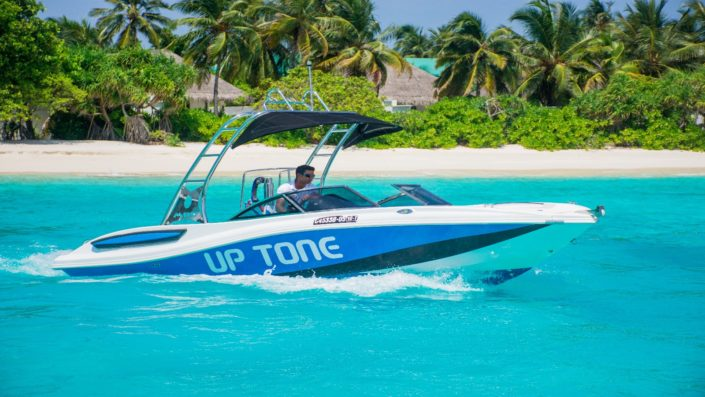 Maldives boat charter