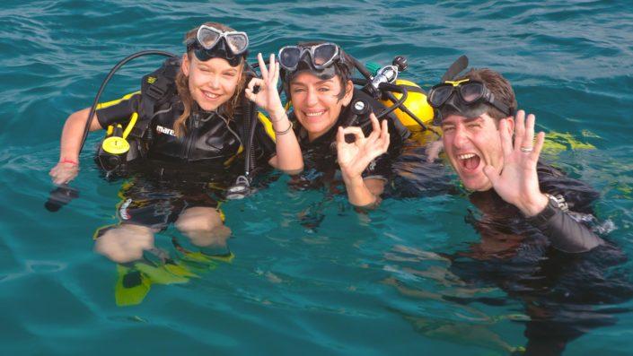 Children Scuba Diving Courses