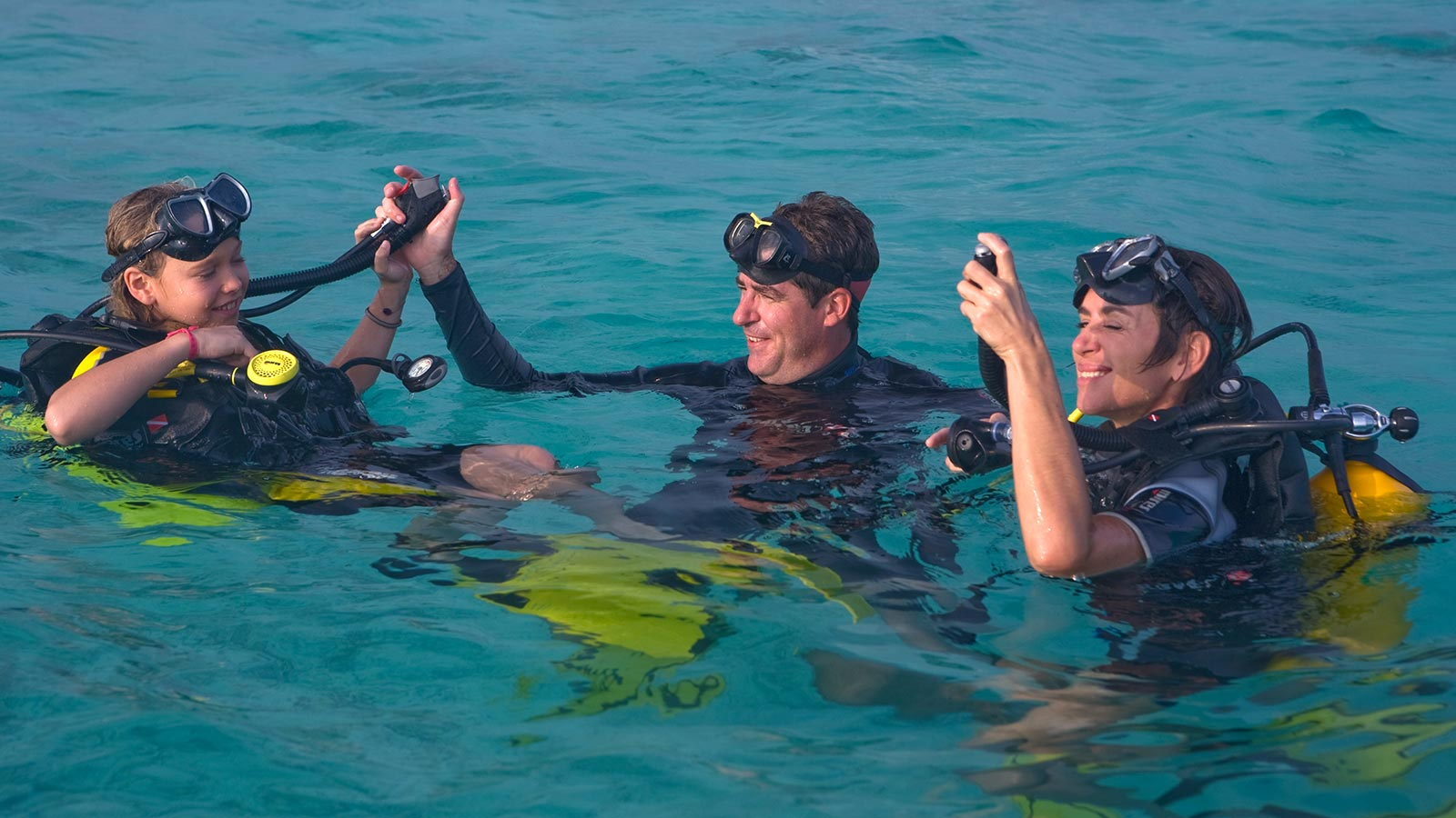 Children Scuba Diving Courses