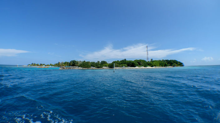 Maldives island excursions