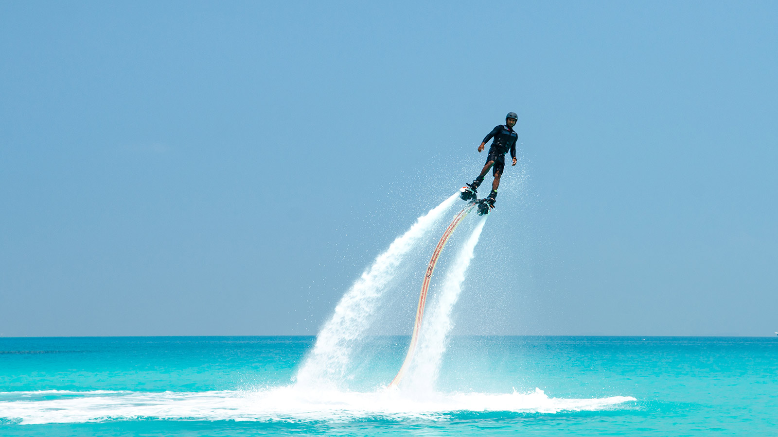 X Jet Blade Maldives watersports