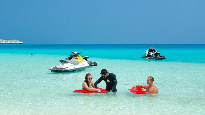 Maldives watersports