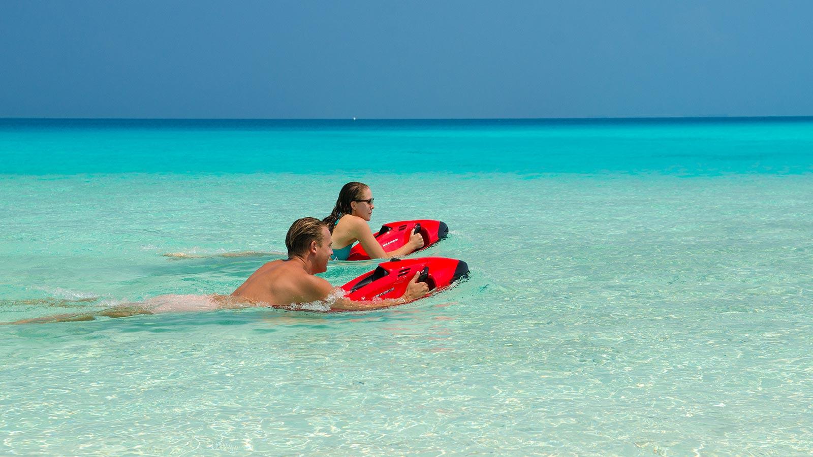 Seabob Maldives watersports