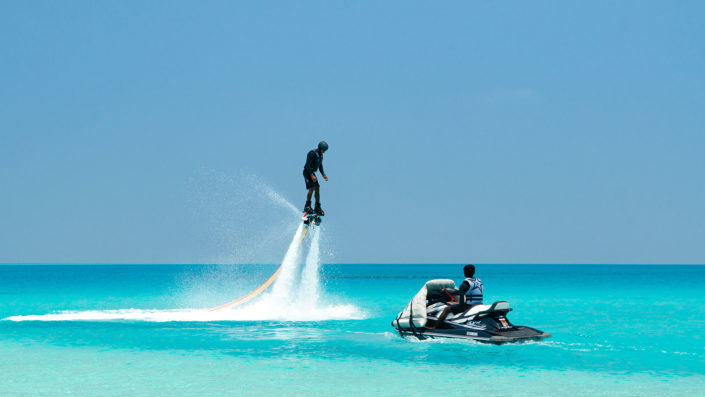 X Jet Blade Maldives watersports