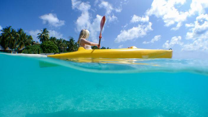 Maldives Water Sports Kayaking