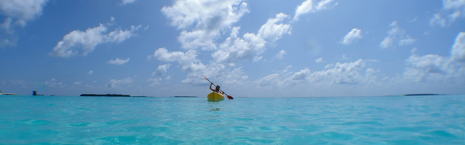Maldives Water Sports Kayaking