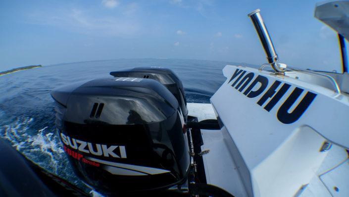 Maldives Luxury Boat Charter