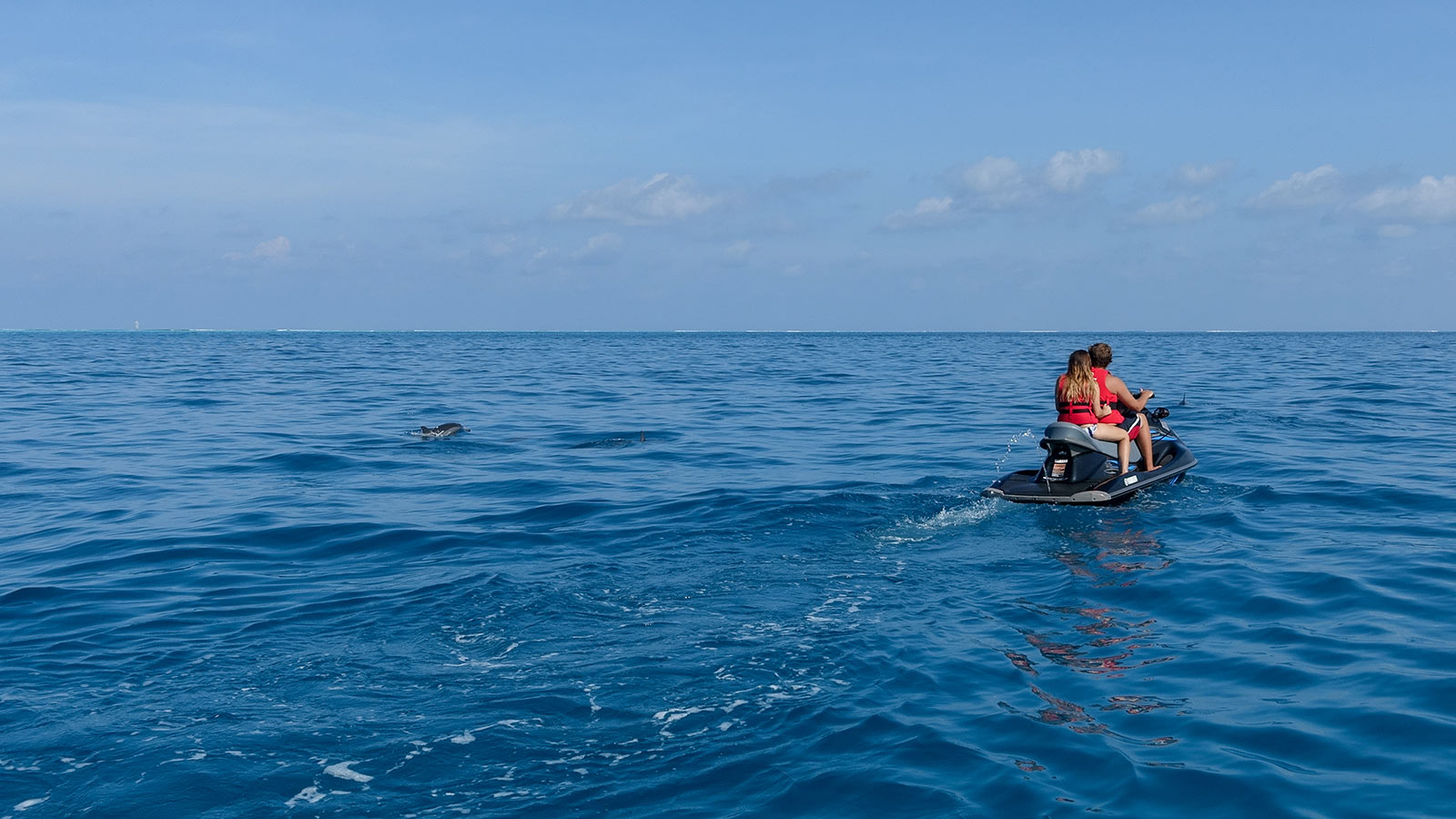 Maldives Water Sports Jet Ski