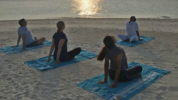 Maldives Yoga