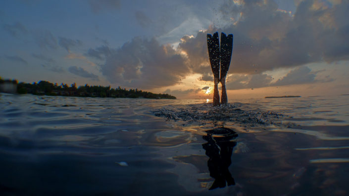 Freediving Maldives