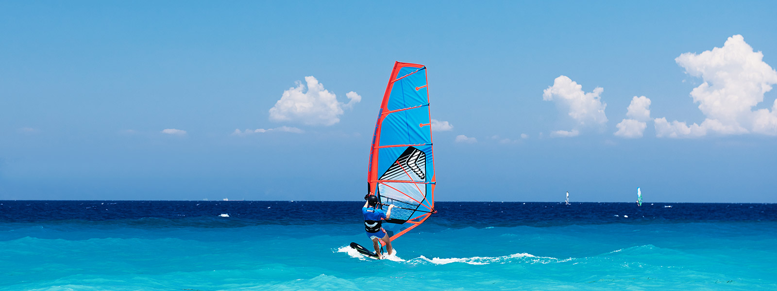 Windsurfing Maldives