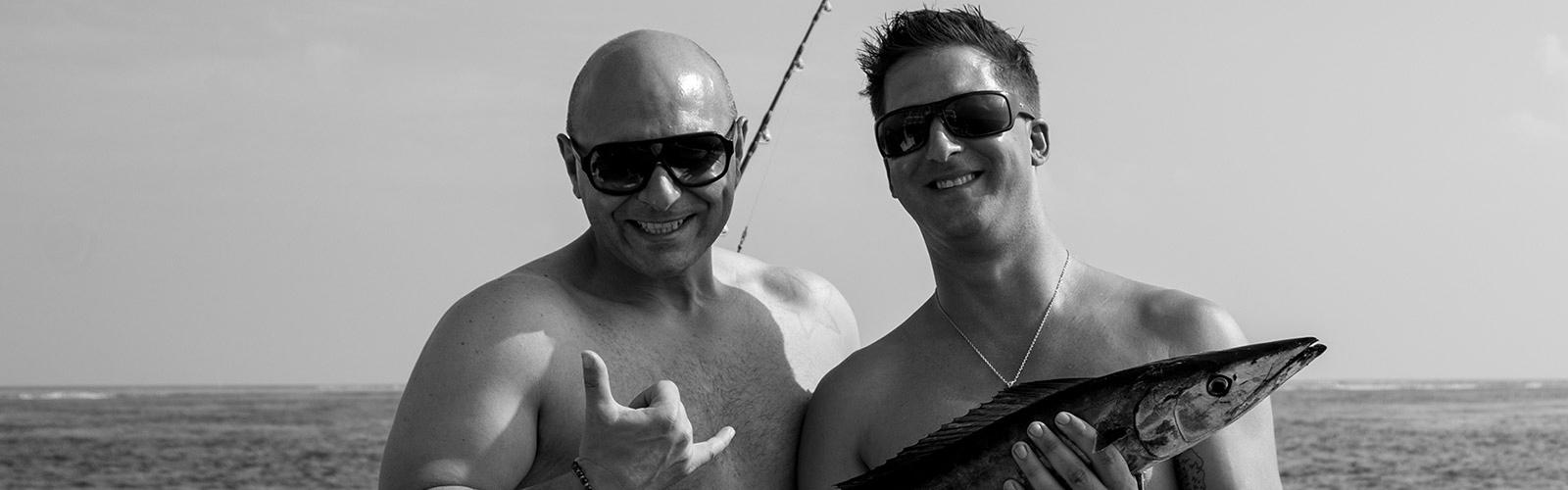 Big Game Fishing Maldives